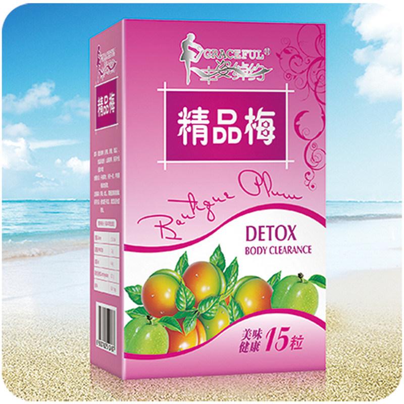 Fat Burn Natural Fruits for Detox Slimming Plum