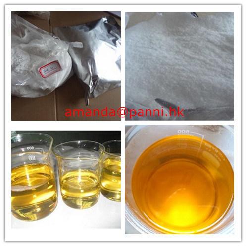 Raw Testosterone Enanthate Powder for Man Primoteston Depot
