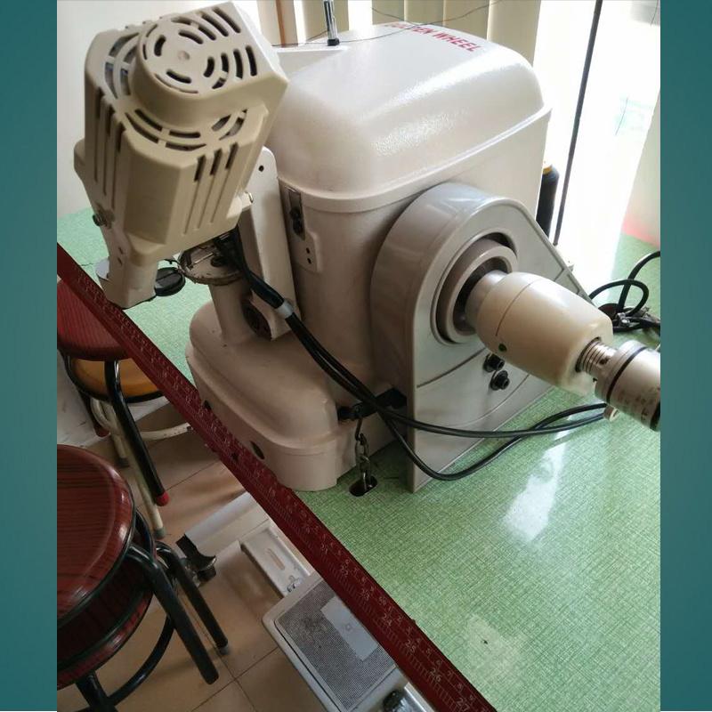 Strobel Machine Disk Feed Shoes Insole Stitching Overseam Machine (CST-4060)