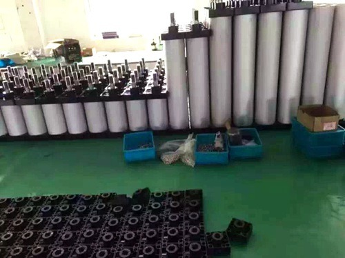Double Acting Air Cylinder Standard& Non-Standard for Sale