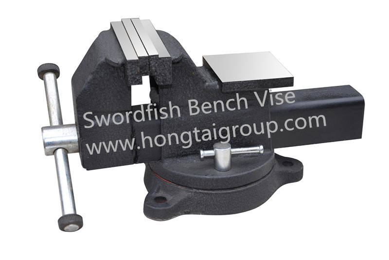 Swordfish Bench Vice All Steel Bench Vise