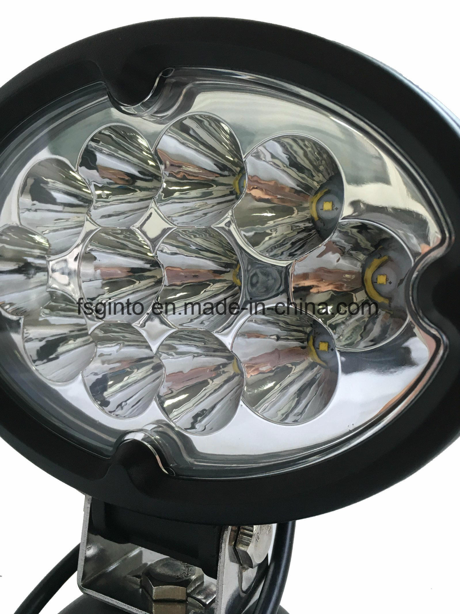 36W CREE Oval LED Work Light for Tractor (GT2012-36W)