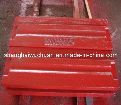 High Manganese Crusher Parts for Impact Crusher