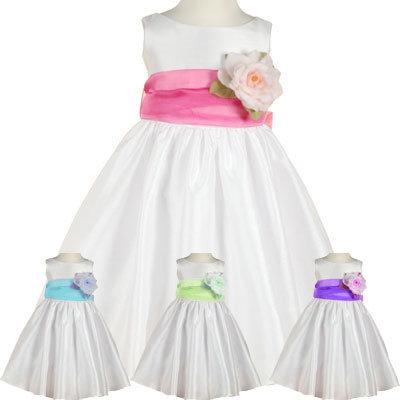 Flower Girl Dress F 004 China Girl Wedding Dress Flower Girl