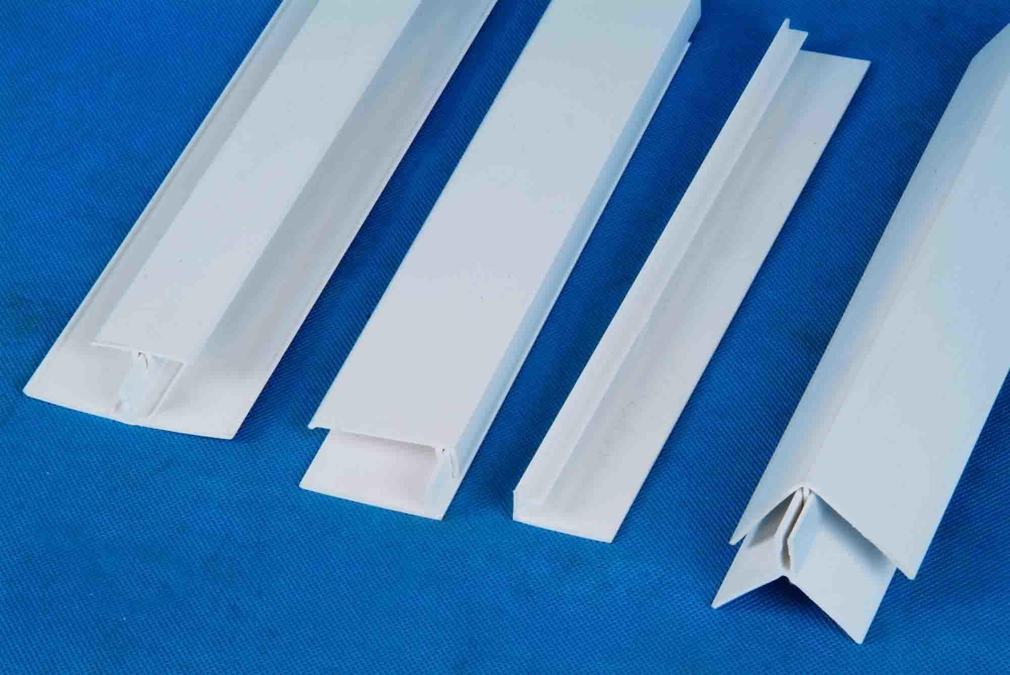 Pvc Board Siding : China pvc foam siding profiles pane
