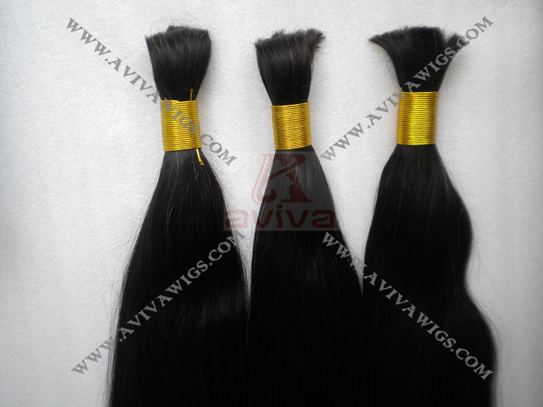 Virgin Remy Human Hair Bulk (HB-008)