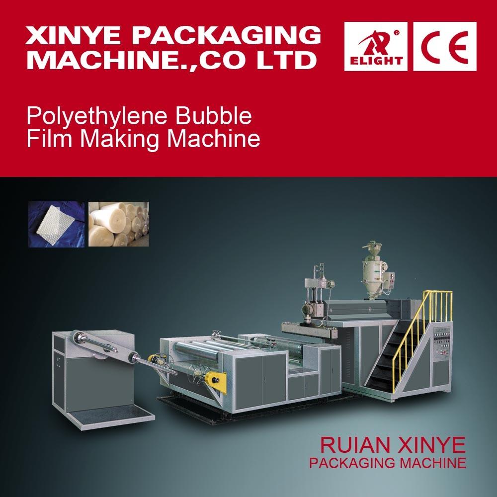 Compound Polyethylene Bubble Film Making Machine