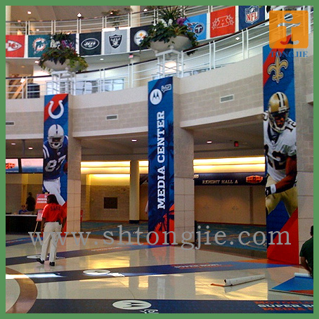 China Indoor Banner Indoor Advertising Banner Photos