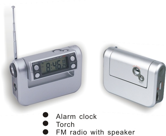 radio alarm clock from china digital photo frame with fm radio and alarm clock china clock. Black Bedroom Furniture Sets. Home Design Ideas