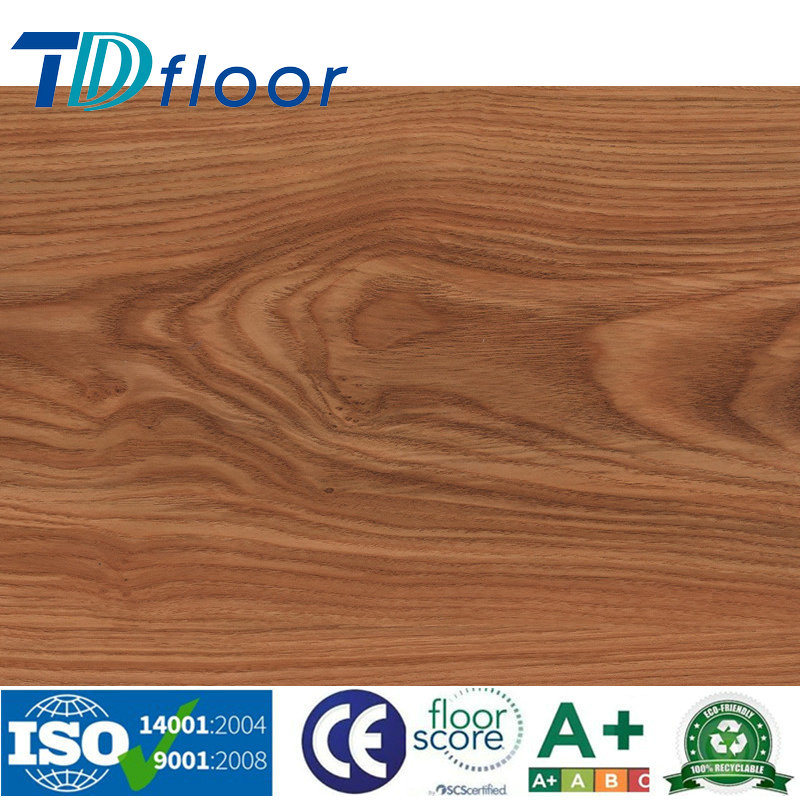 European Style High-Quality Glue Down Plastic PVC Vinyl Floor