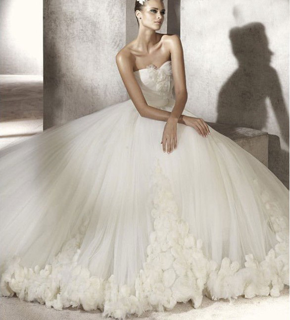 Elegant Wedding Dreses