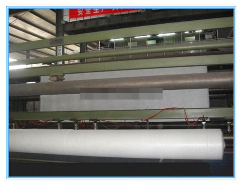 PP/PET Short Fiber/Continuous Filament Nonwoven Geotextile (100-1200g)