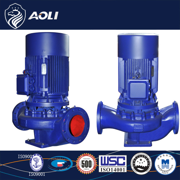 Alg Vertical Inline Pipe Line Centrifugal Water Pump