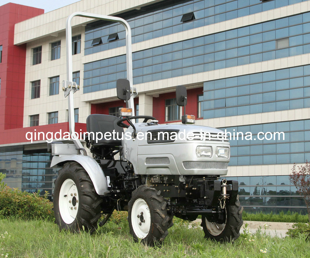 Mini Jinma Tractor 16HP 4WD with CE Certificate