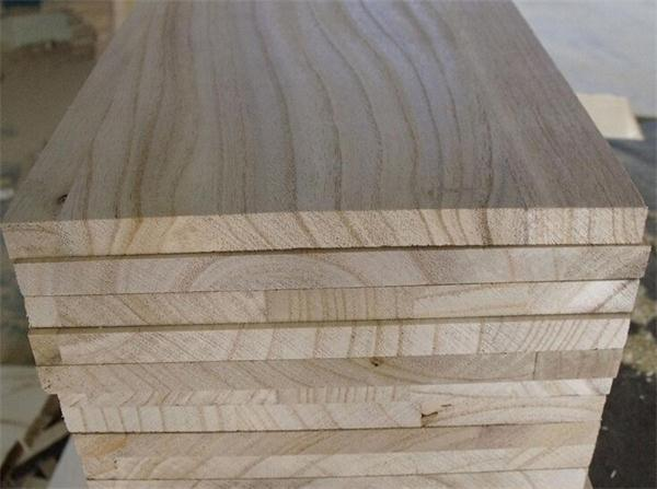 High Quality Paulownia Edge Glued Panel