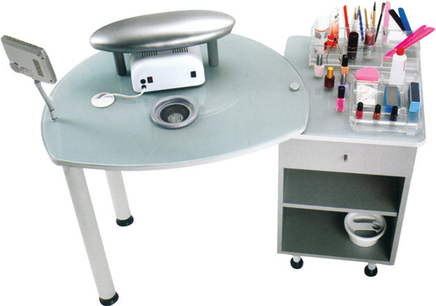 China nail beauty manicure table china beauty bed spa chair for Beauty manicure table