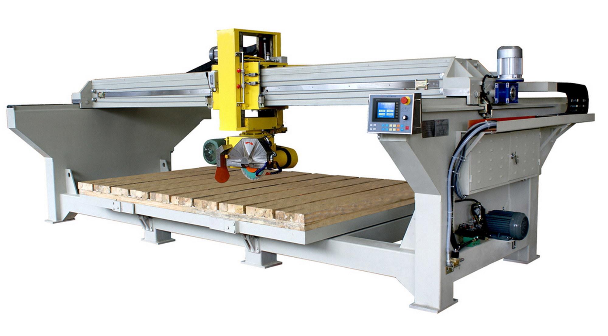 China Monobloc Frame Bridge Cutting and Sawing Machine ...