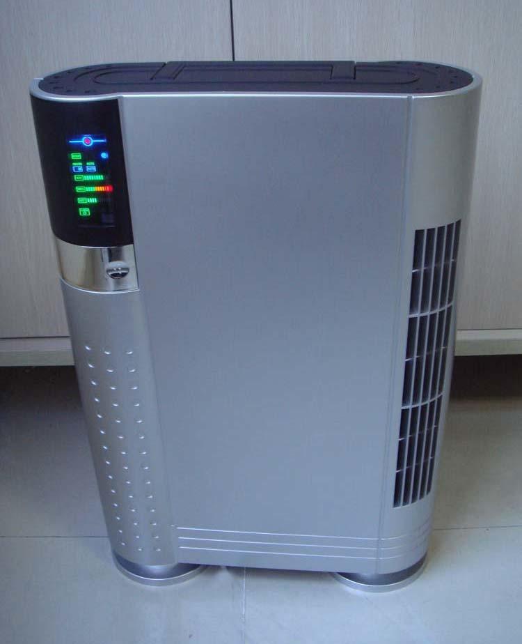 uv sterilization air purifier with two sensors kjg180. Black Bedroom Furniture Sets. Home Design Ideas