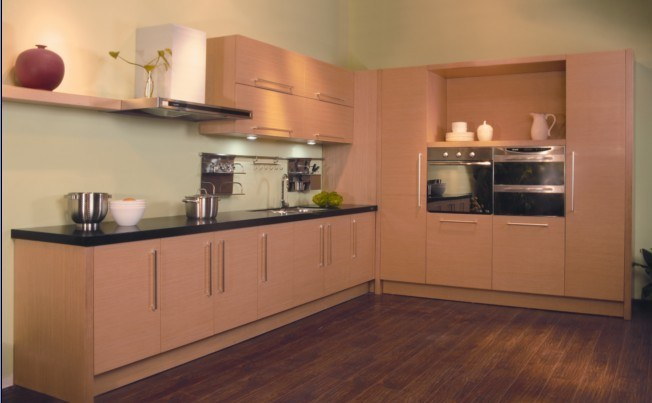 China kitchen cabinet laminate 2 china kitchen cabinet for Laminate kitchen cabinets