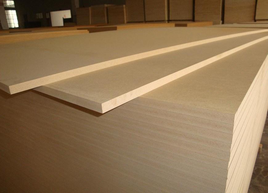 China mdf board plain