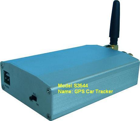 Gps Tracking Car
