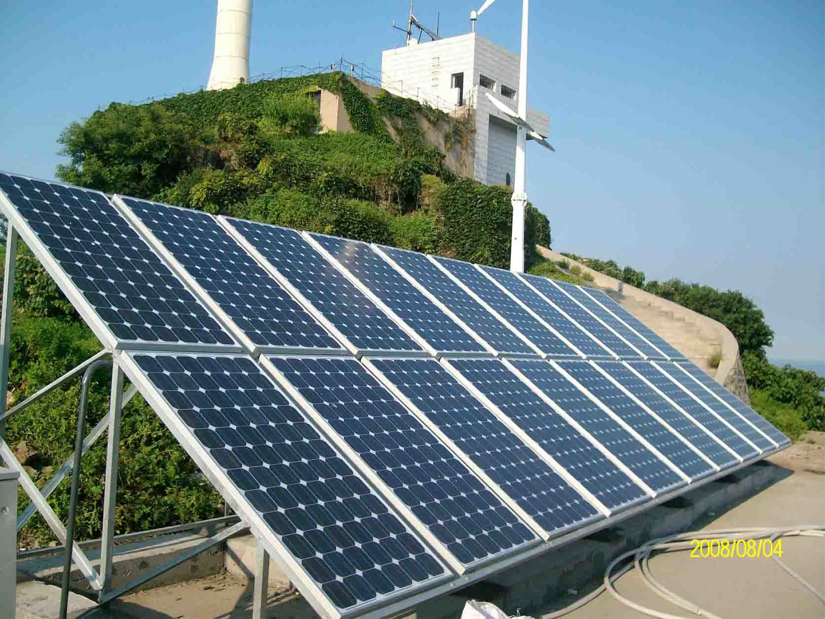 China Solar Power System (3000W) - China Solar Energy, Solar Power ...