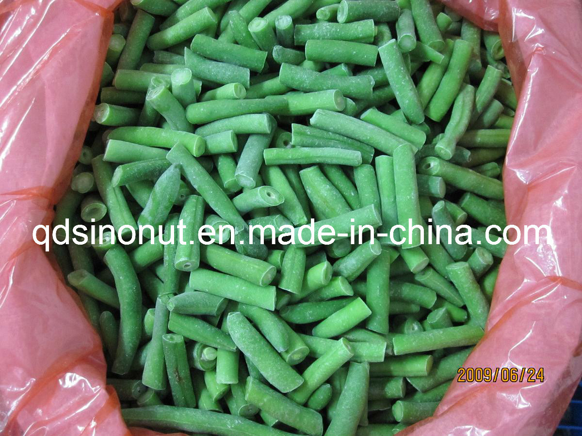 High Quality IQF Green Beans
