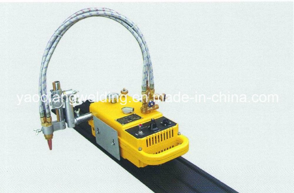 Track Burner Portable Handle Gas Cutting Machine