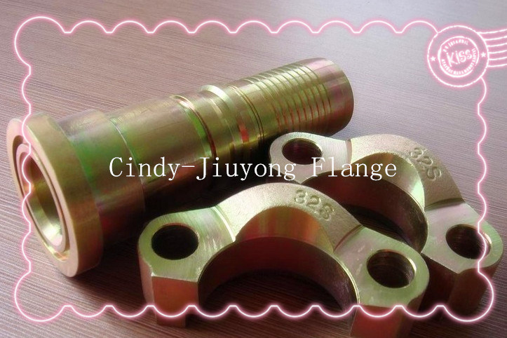 6000 Psi Hydraulic Fitting SAE Flange (87611)
