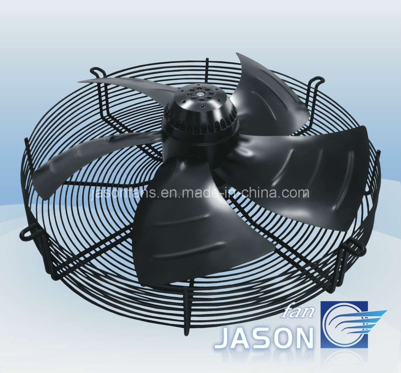 China Ac External Rotor Motor Industrial Condenser Cooling Fans Fj4e 630 Photos Pictures