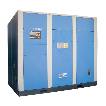 Direct Driven Rotary/Screw Air Compressor (SCR220II Series)
