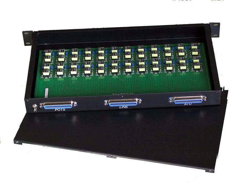 VDSL2 Splitter Board for CO within 1U Matrix (CLCO-2402C)