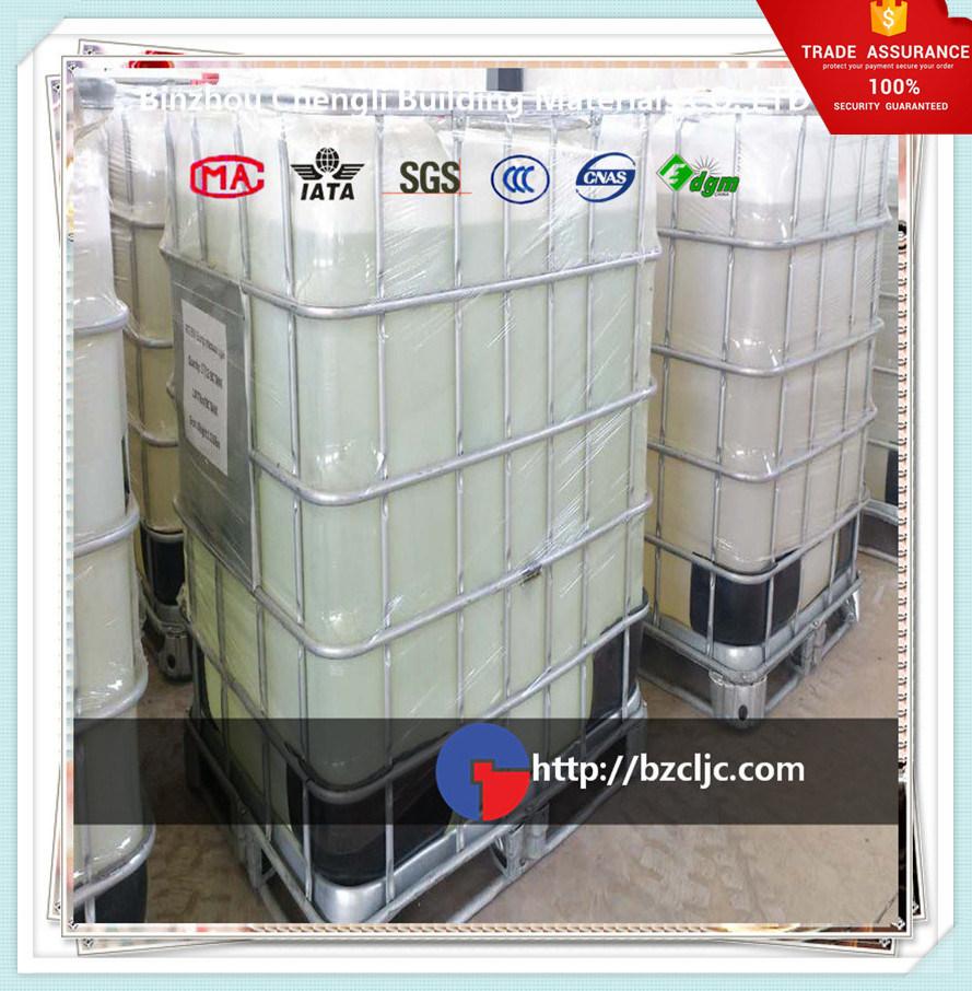 Polycarboxylate Concrete Superplasticizer for Batching Plants/Precast Concrete (PCE)