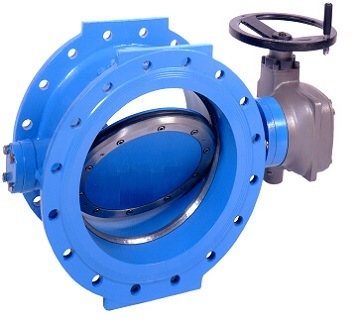 Double-Eccentric Butterfly Valve for Potable Water