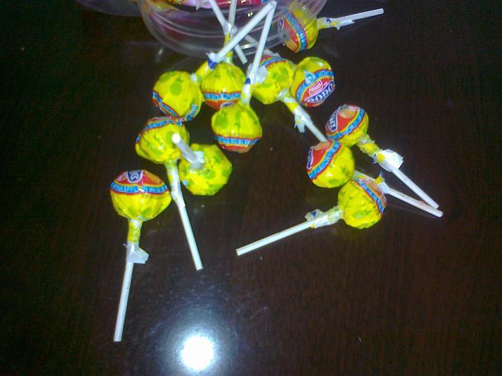 SNB-300 Double Twist Lollipop Wrapping Machine