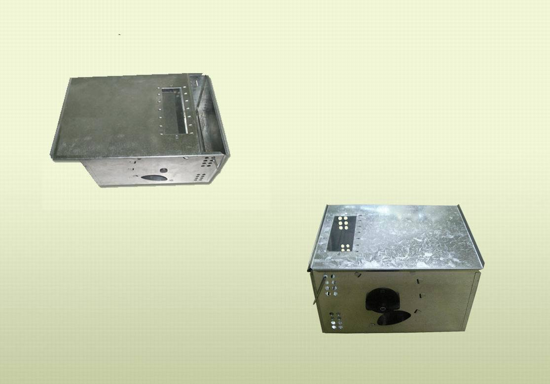 China wind up mouse trap metal