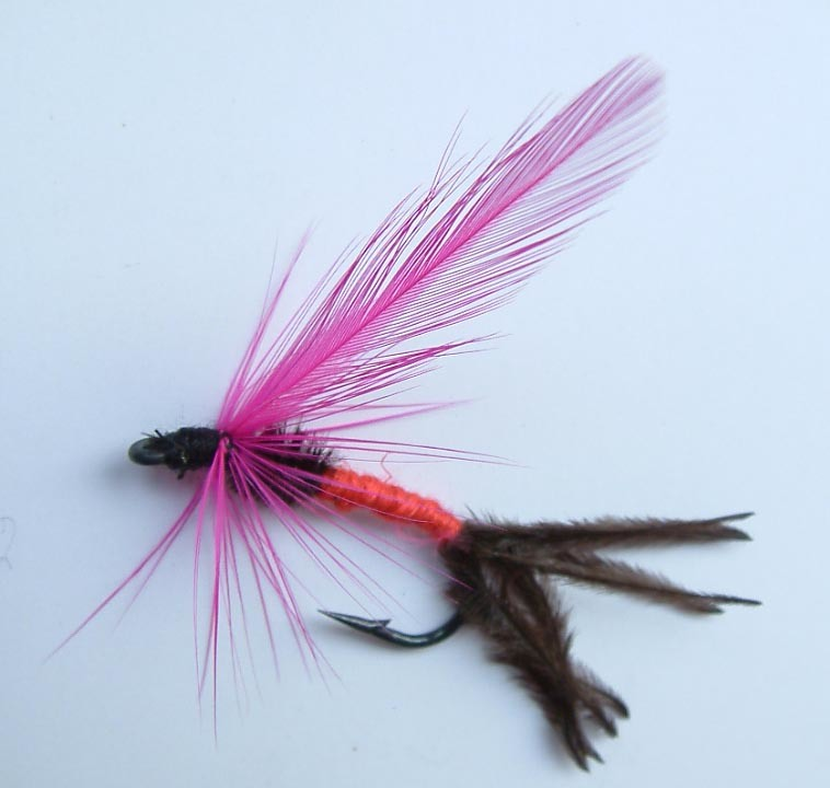 Fly fishing hooks