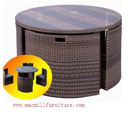 Islamorada Dining Sets : Indoor Rattan Furniture : Palm Springs
