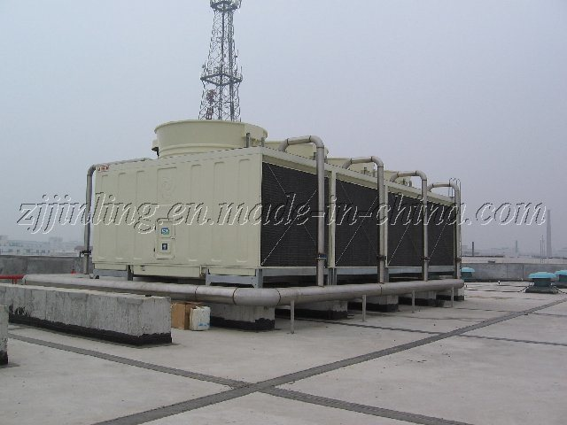 CTI Certified Cross Flow Rectangular Cooling Tower JNT-1000(S)/M