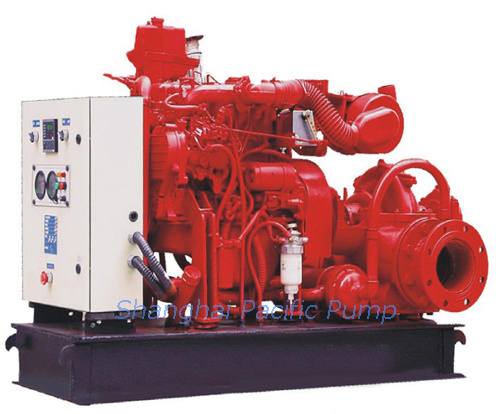 Diesel Drive Fire Fighting Pump (XBC-TPOW)