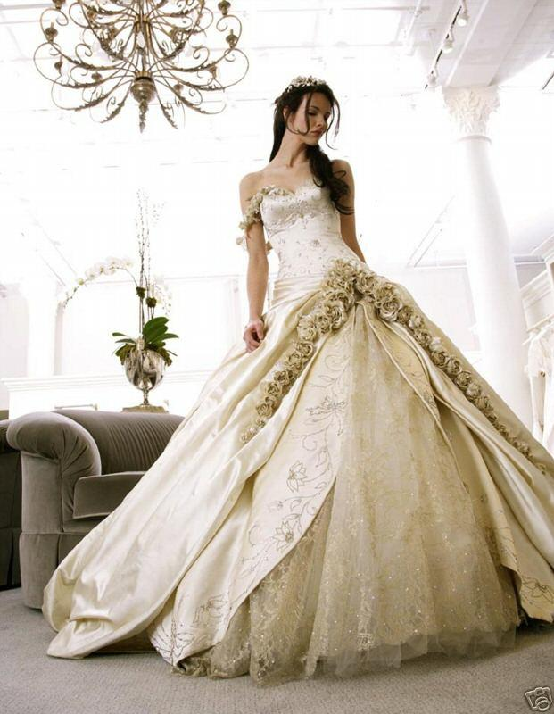 Wedding Dress & Wedding Gown&Bridal Dress (DX0055)