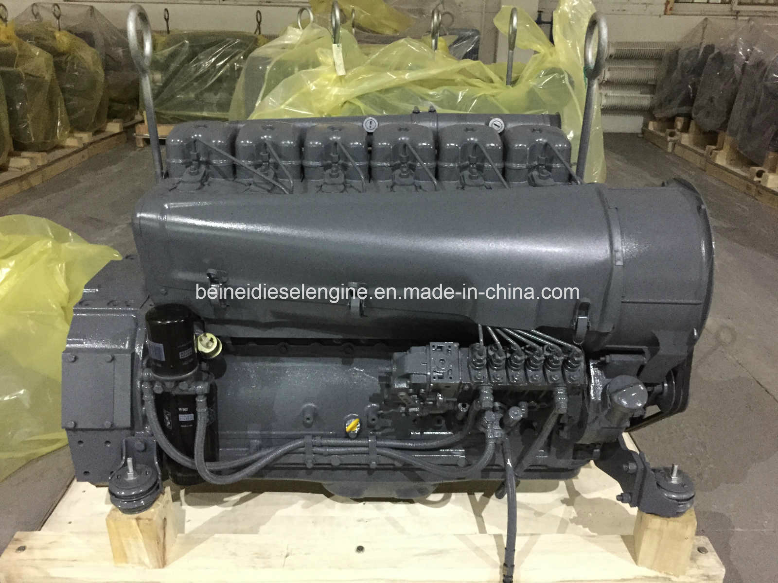 Beinei Deutz F6l914 Air Cooled Engine/Motor