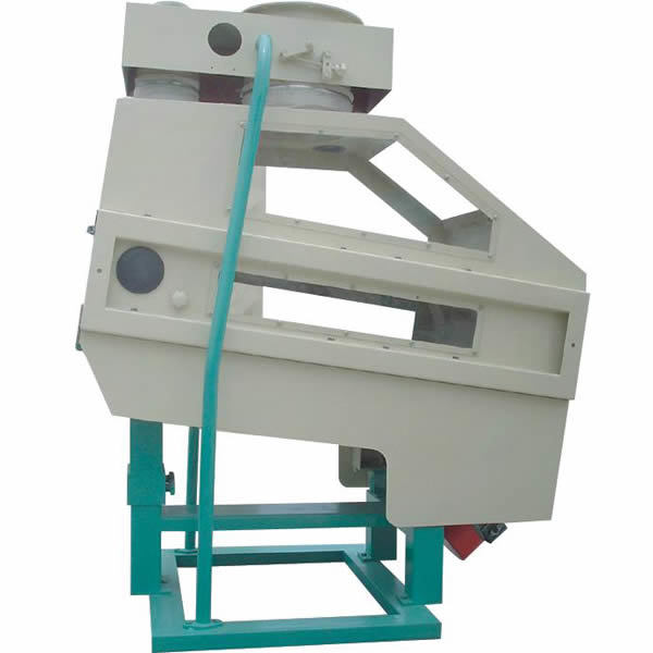 Double-Layer Gravity Stoner (Model TQSX Series), Destoner