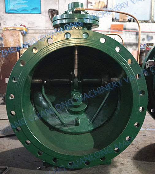 Diaphragm Type Inline Force Control Valve (BFDG7H41)