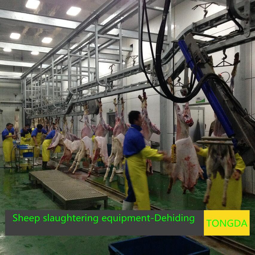 Goat Abattoir Equipment