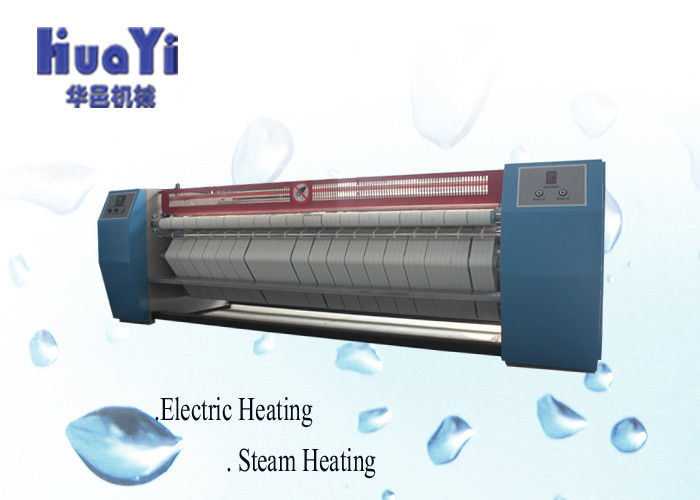 Commercial Cloth Sheet Ironing Machine with Variable Frequency