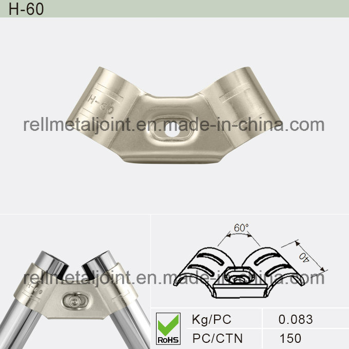 Nickel Plated Joint and Pipe Racking System (H-60)