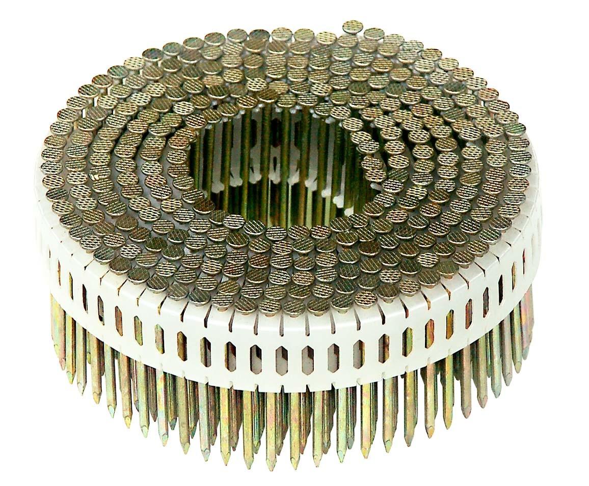 Screw Bright 2.5 X 50mm Coil Nails