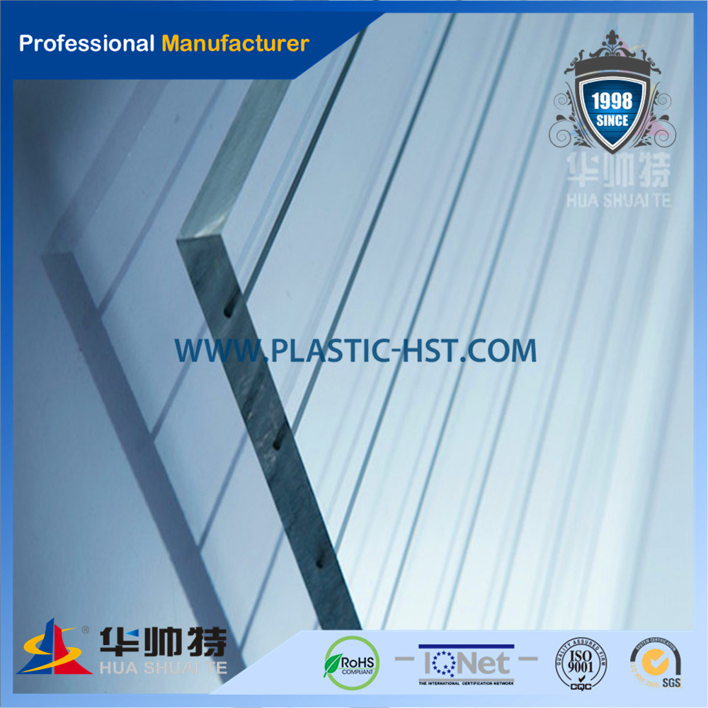 Thick Lined Cast Acrylic Sheet Acrylic Sound Barrier