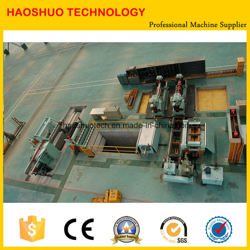 Aluminum Copper Steel Coil Slititng Machine